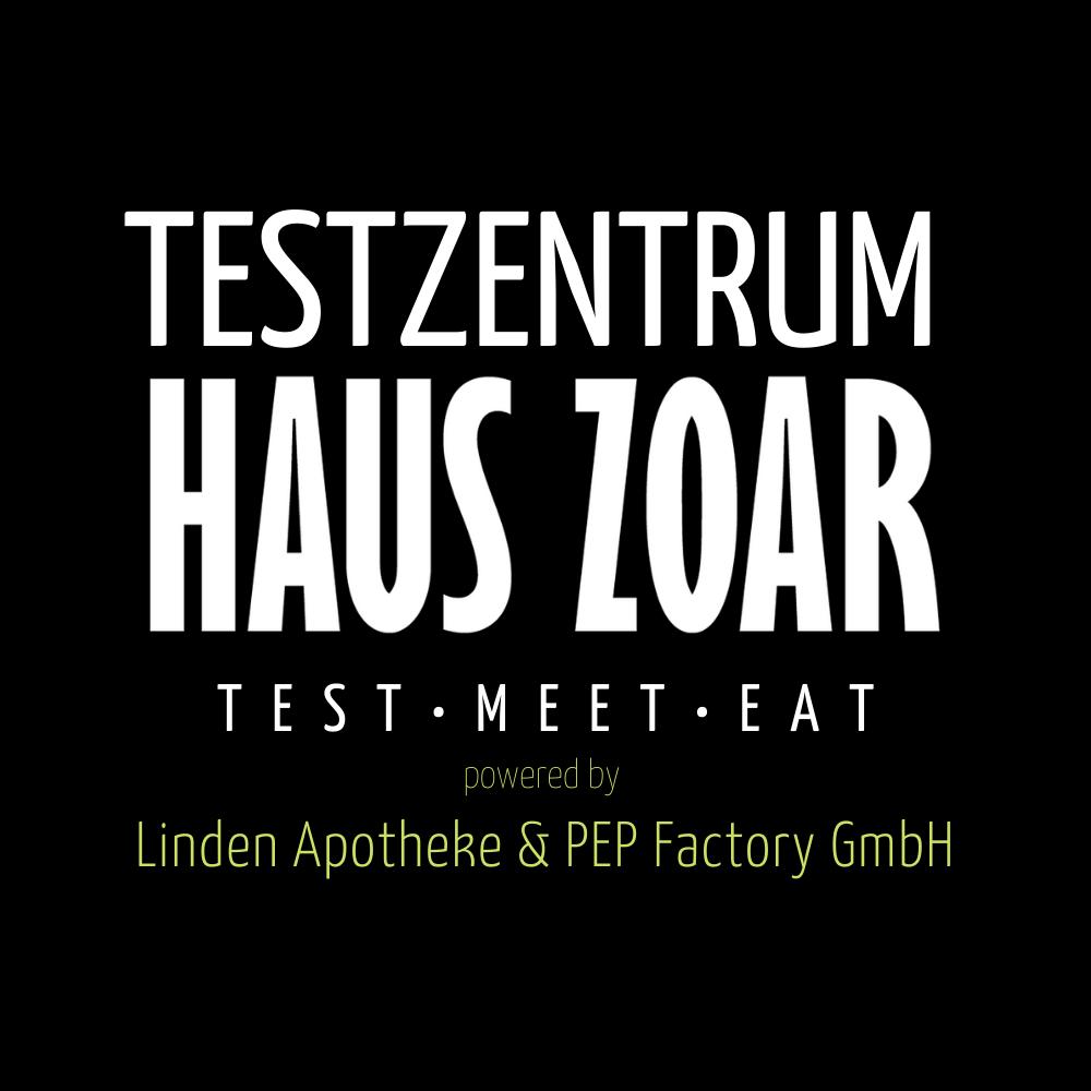 Testzentrum Haus Zoar